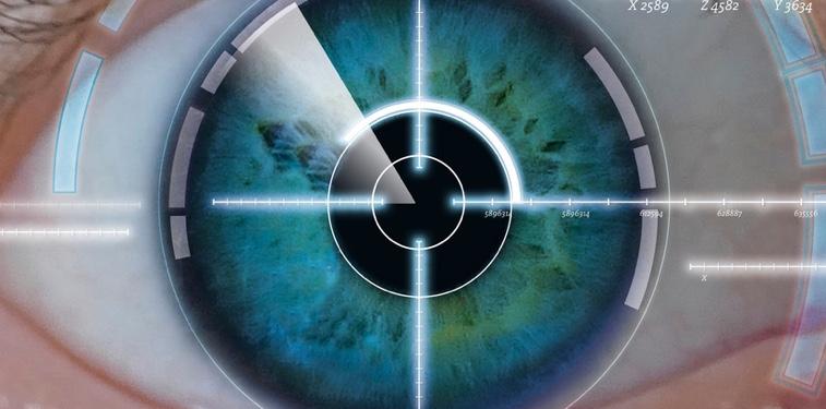 Augenarzt in Berlin.